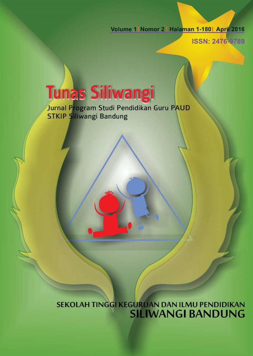 Tunas Siliwangi Journal